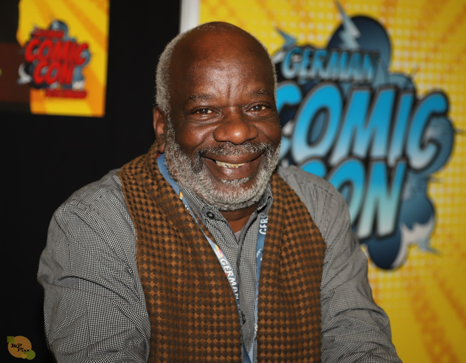 Joseph Marcell - German Comic Con 01.12.18