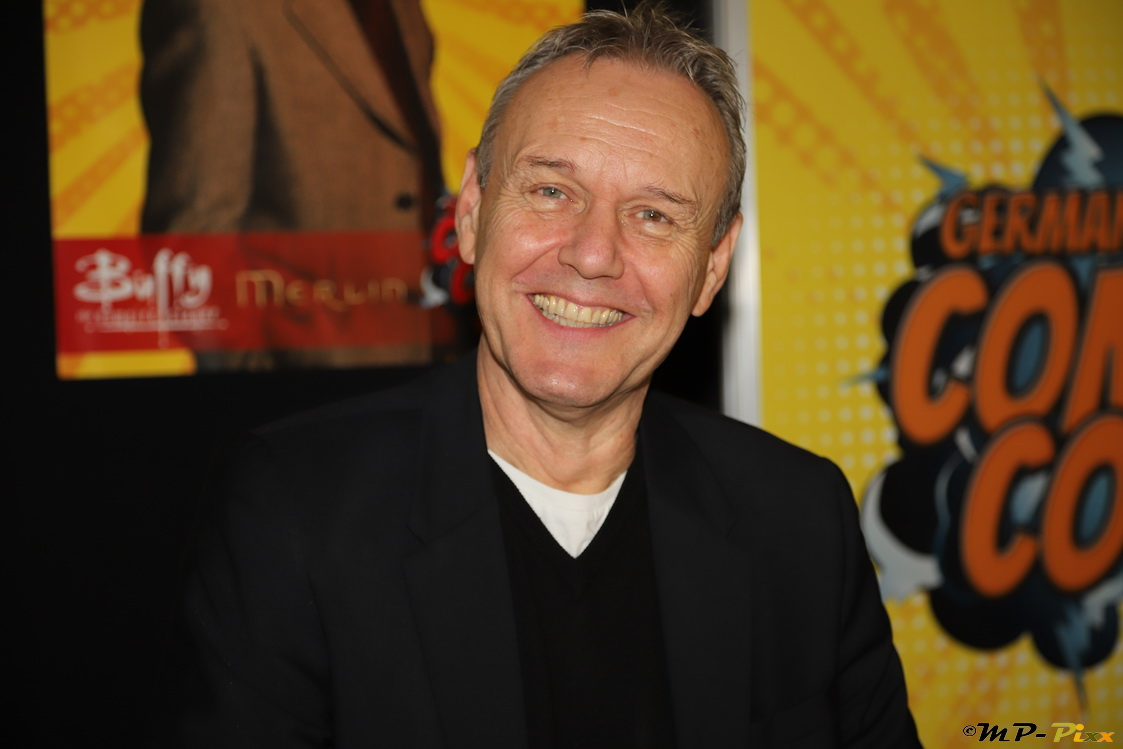 Anthony Head - German Comic Con 01.12.18